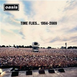 Oasis - Time flies... 1994-2009 [Doppel-CD]