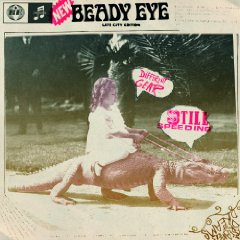 Beady Eye - Different Gear, Still Speeding [CD+DVD]